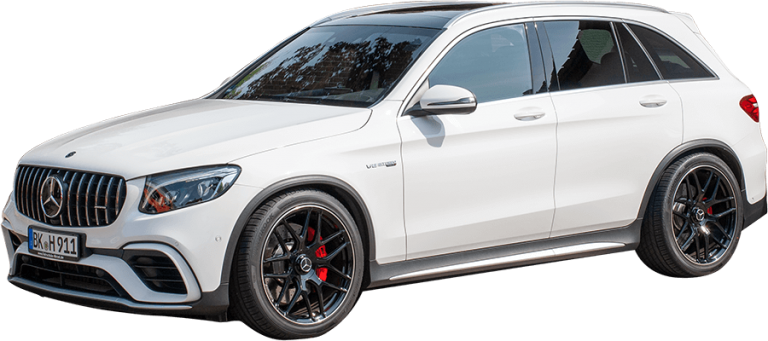 Fahrzeuge Fahrschule Hirzel - Mercedes GLC