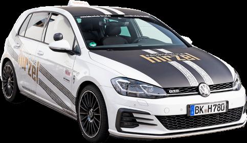 Fahrzeuge Fahrschule Hirzel - Golf-GT